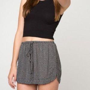 Brandy floral shorts